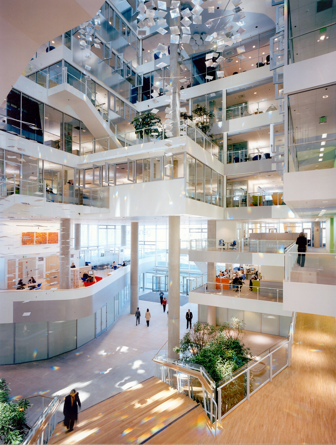 Genzyme Center Scott Payette Architects