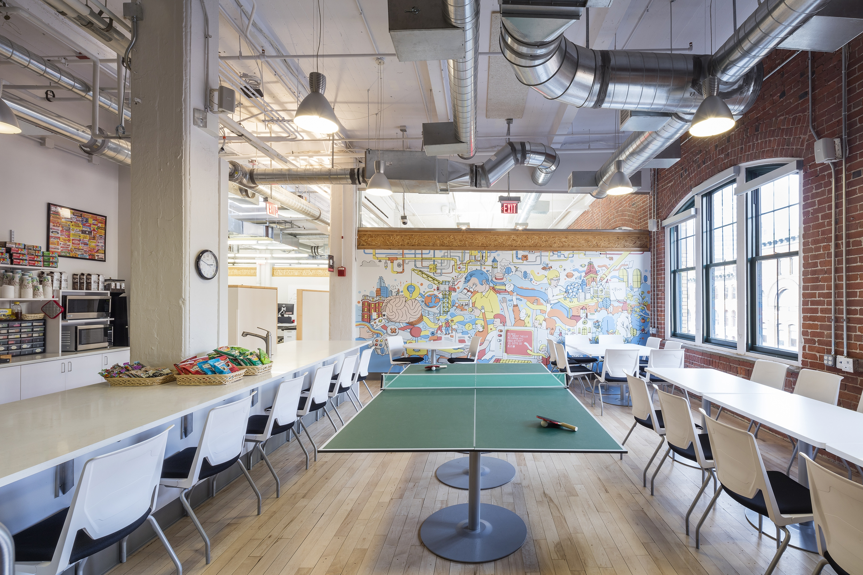 MHE-I-Cafe McGraw-Hill Education Offices